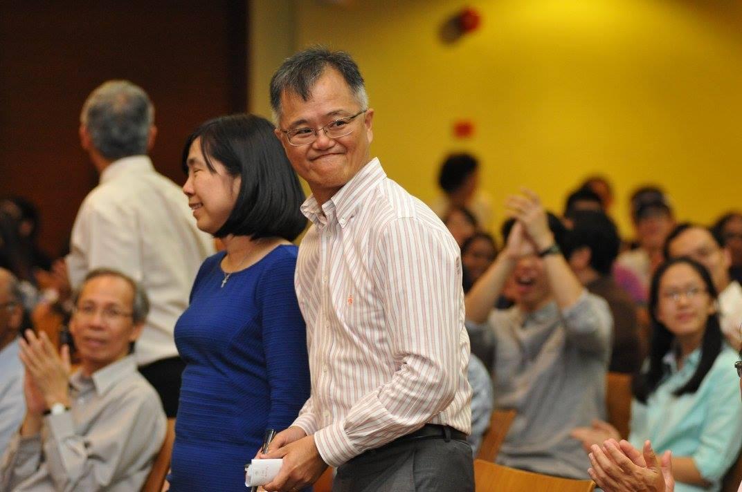 Mr. Chew Phye Keat, FES Chairman