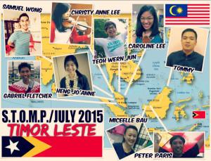 Timor Leste Medical Team July 15_2