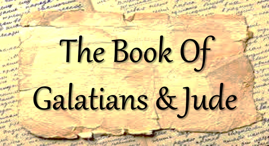 Galatians & Jude