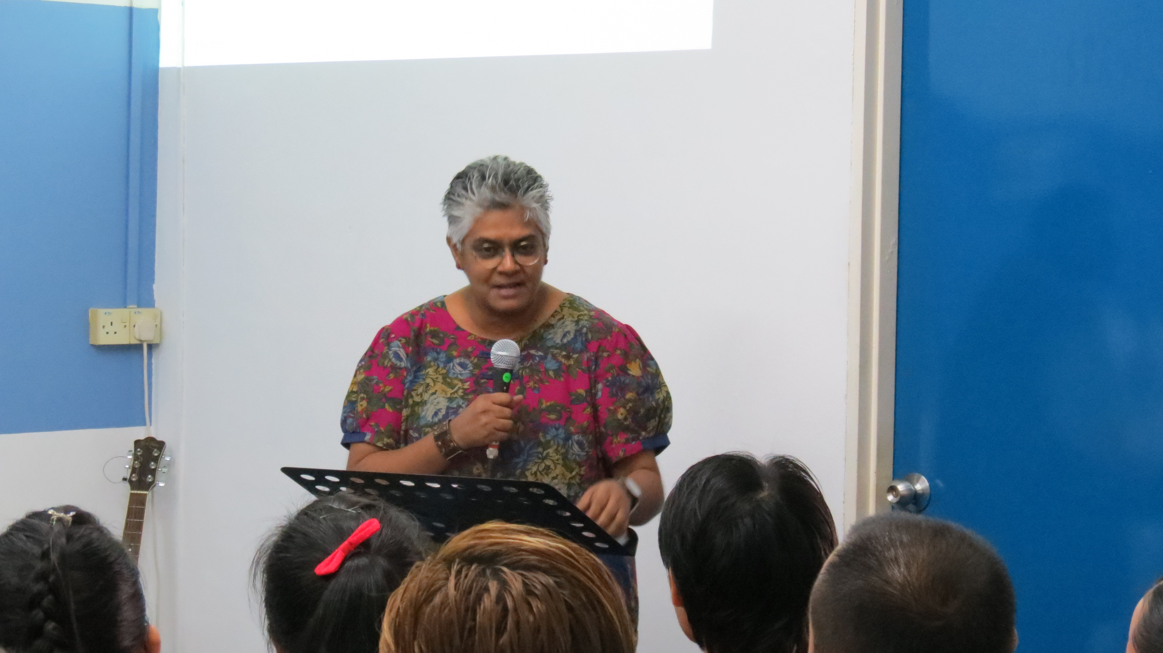 Annette, sharing of how the Lord moves when it provide the timing for Southern Office to begin.